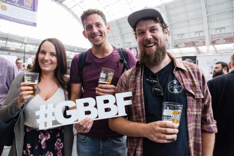 CAMRA Great British Beer Festival (Harmit Kambo)